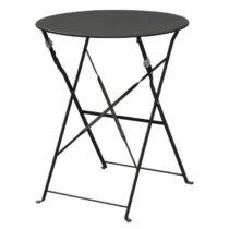 Bolero bisztró asztal, 60 cm, fekete