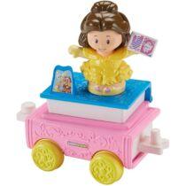 Disney Hercegnő Parádé jármű – Szépség és a szörnyeteg / Belle