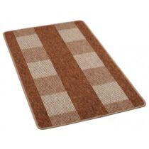 Dijon szőnyeg 67×120 cm, barna