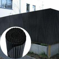 Sekey belátásgátló, átlátásgátló és szélfogó műnád, PVC kerítés 120 x 500 cm