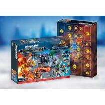 Playmobil 70187 Adventi naptár – Csata a mágikus kőért