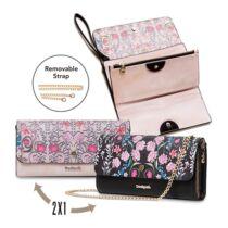 Desigual Exclusive Travel Design 2in1 táska és pénztárca