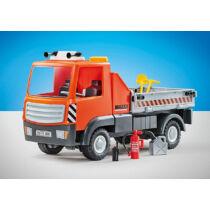 Playmobil 9801- Építőipari teherautó