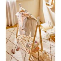 Zara Home fa ruhatartó állvány gyerekeknek
