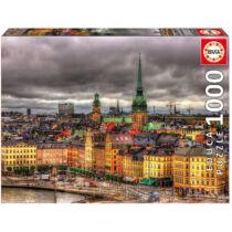 Educa Stockholm, Svédország 1000 db-os kirakó / puzzle ( 17664 )