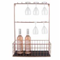 PT Living fali borospohár- és bortároló