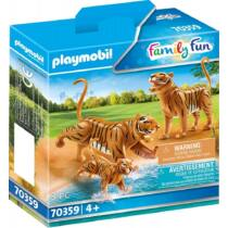 Playmobil 70359 Tigrisek kicsinyükkel