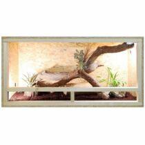 Repiterra terrárium, 120 cm x 60 cm x 60 cm