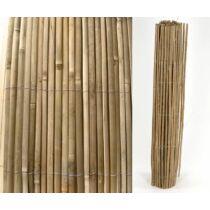 Bambusz árnyékoló / kerítés, 2×3 méter