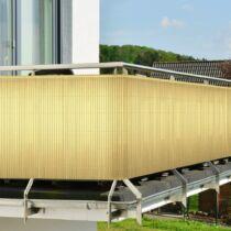 Hengda belátásgátló, átlátásgátló és szélfogó műnád, PVC kerítés 160 x 400 cm