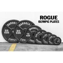 Rogue öntöttvas olimpiai súlytárcsa, 2×15 kg