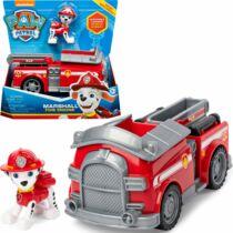 Mancs Őrjárat, Marshall tűzoltó autója