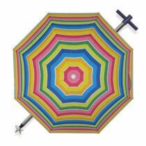 Pincho dönthető napernyő UV védelemmel, homokfúróval