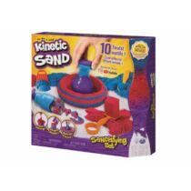 Kinetic Sand fantasztikus homokgyurma játékkészlet