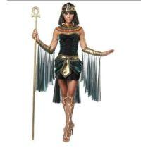 Egyiptomi istennő, sexy Kleopátra jelmez, M-es