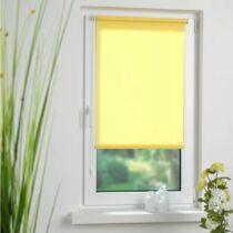 Liedeco 75x150 cm fényáteresztő roló, fúrás nélkül, sárga