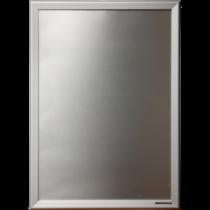 Plakáttartó keret, clipkeretes, A1, ezüst (8310116)