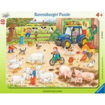 Ravensburger 40 db-os keretes puzzle - Tanya (06332)