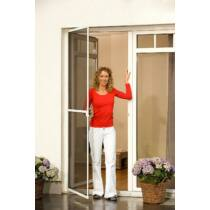 Tesa szúnyogháló ajtó, alumínium kerettel 120×240 cm, antracit
