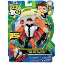 Ben 10 akciófigura : Ben-Four Arms-Rath