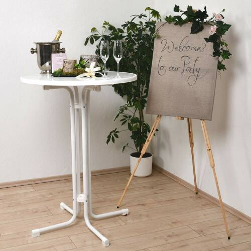 Beautissu bisztró asztal, 80 cm
