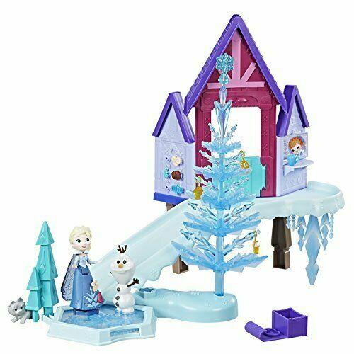 Frozen / Jégvarázs ünnepi játékszett
