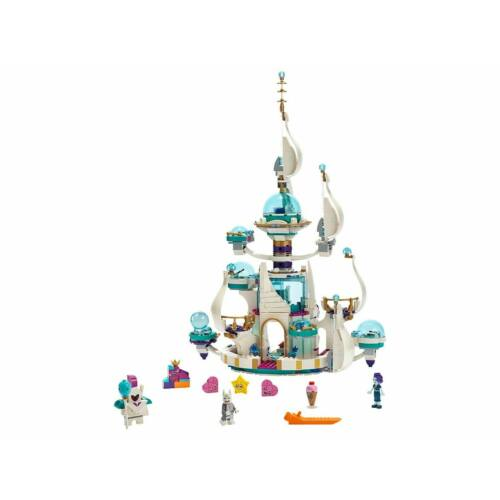 LEGO® Movie Amita Karok királynő űrpalotája (70838)