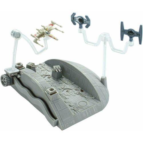Hot Wheels Star Wars Csillaghajók közepes pálya – Manőver a Halálcsillag hőkivezetője felé