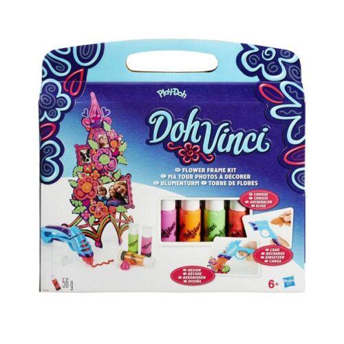 Play Doh – DohVinci virágtorony képkeret készítő