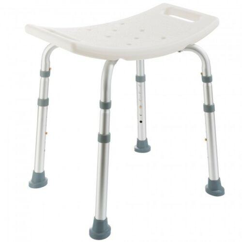 Arebos fürdőszobai szék állítható magassággal