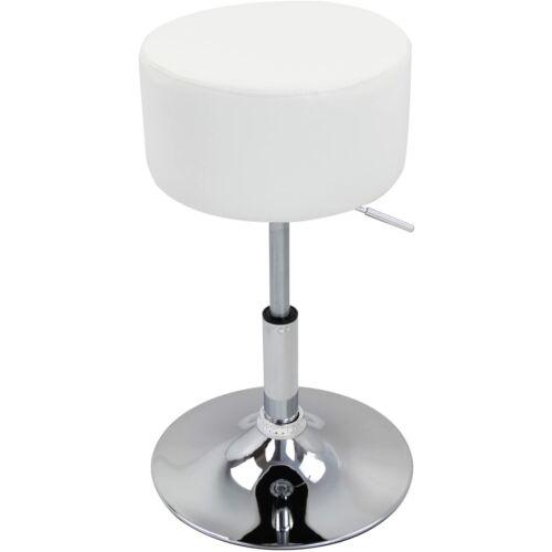 Woltu forgó szék, puff, fehér