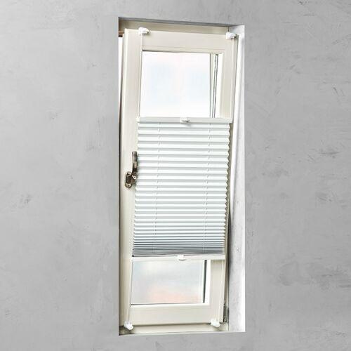 Expo Abiente 90×130 cm feszített termo harmónika roló/ pliszé függöny, tetőablakra is, fehér