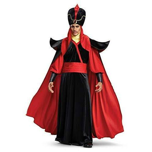Disney Jafar férfi jelmez, XL