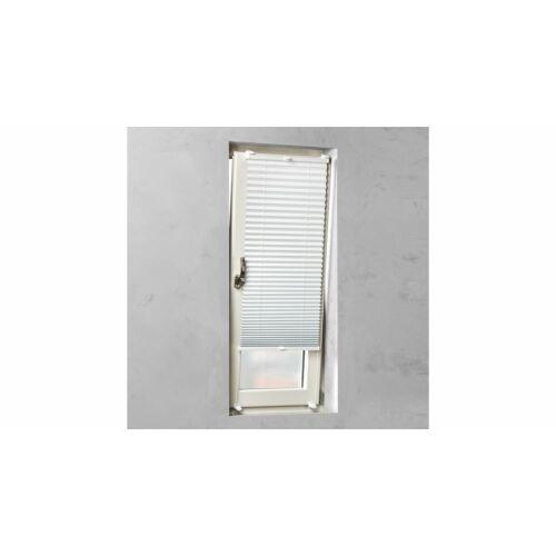 Cocoon 100×130 cm feszített pliszé, fehér