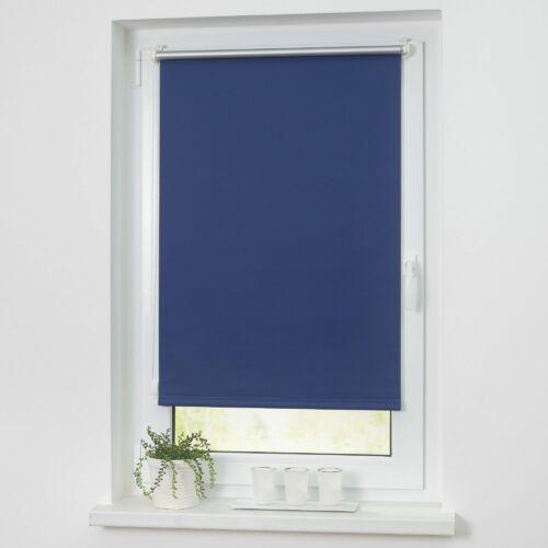 Sam Design hőszigetelő roló 75×150 cm, fúrás nélkül, kék