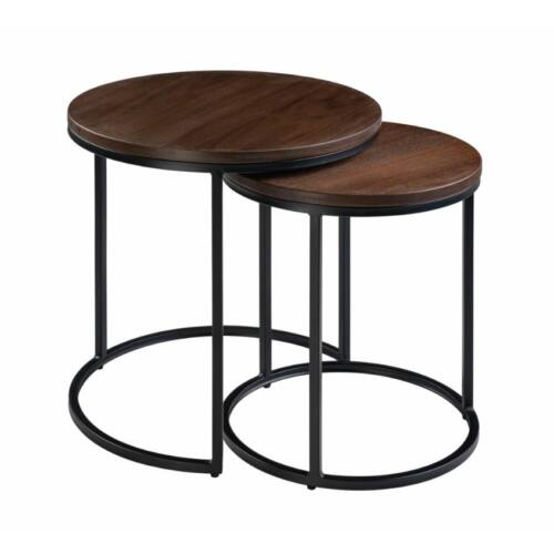 Home24 Marias kisasztal szett, 2 db