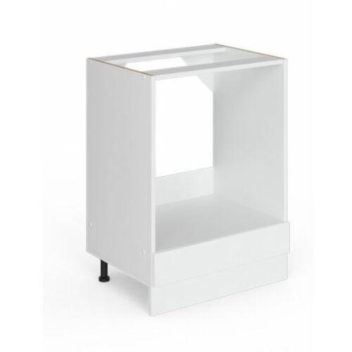 Vicco alsó szekrény beépíthető sütőhöz, fehér