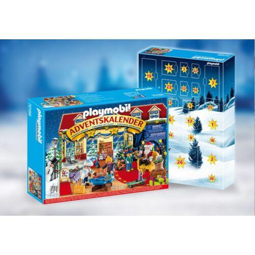 Playmobil 70188 Adventi naptár – Karácsony a játékboltban