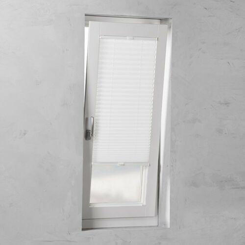Expo Abiente 90×130 cm feszített harmónika roló/ pliszé függöny, tetőablakra is, fehér