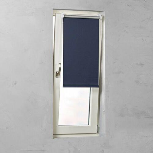 Expo Ambiente Mini 60×150 cm hőszigetelő, fényzáró roló, fúrás nélkül, kék