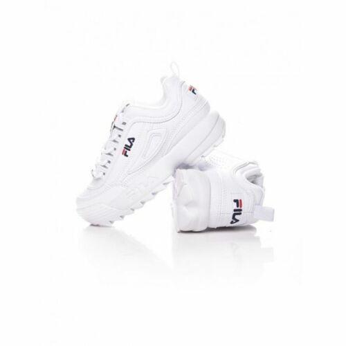 Fila Disruptor gyerek cipő, 28-as,fehér