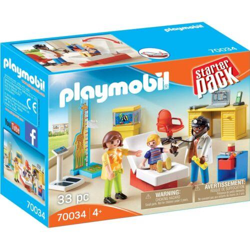 Playmobil 70034 – Gyermekorvosi rendelő