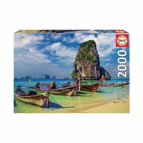Educa Krabi, Thaiföld 2000 db-os kirakó / puzzle ( 18007 )