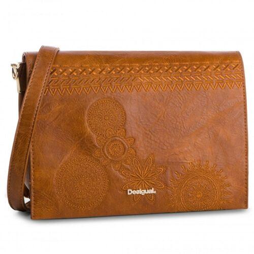 Desigual Bols Dark Amber Imperia női táska, barna