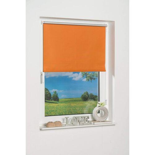 Mini hőszigetelő roló, 90×150 cm, narancssárga színű