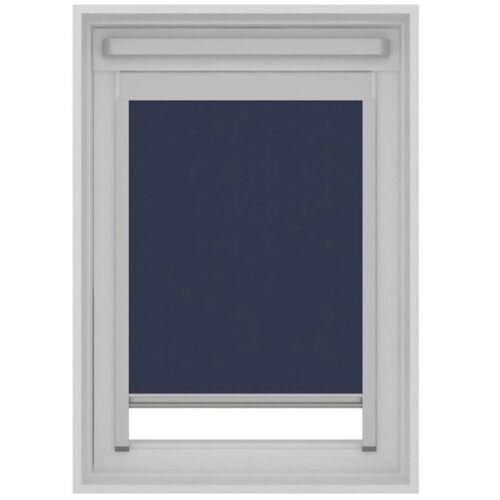 Decosol fényzáró árnyékoló 78 x 98 cm tetőablakra, MK04, kék