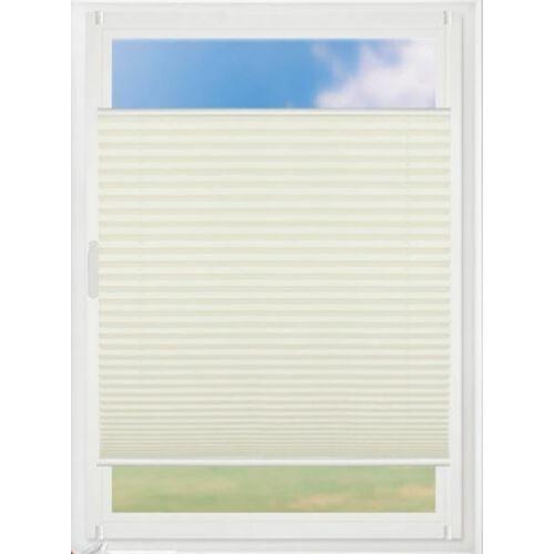 Grandekor 50×100 cm harmónika roló, pliszé függöny, fúrás nélkül, bézs szín