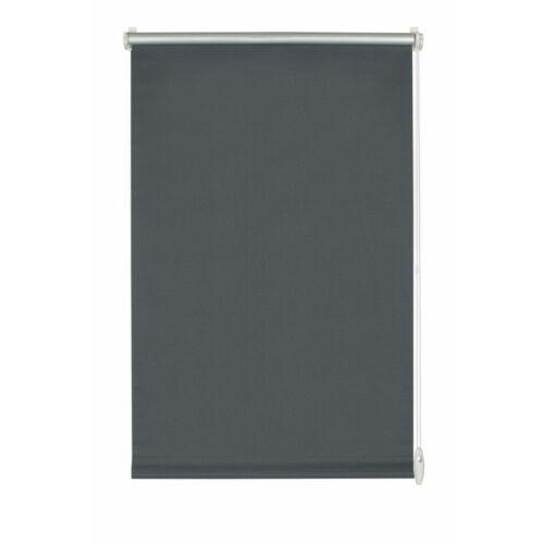 Gardinia 100×150 cm hőszigetelő roló, fúrás nélkül, palaszürke színű
