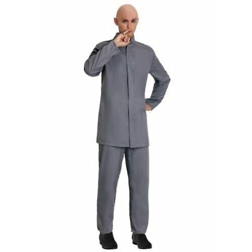 Dr. Evil férfi jelmez, XL