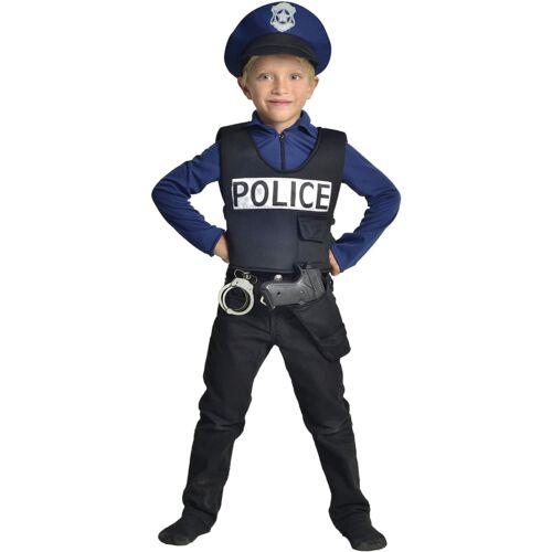Cesar gyerek rendőr jelmez, 5-7 év